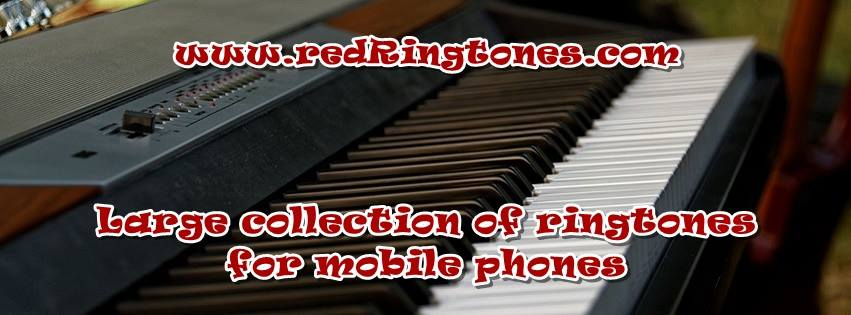 Red Ringtones | Free Ringtone Downloads | Free Sound Effects