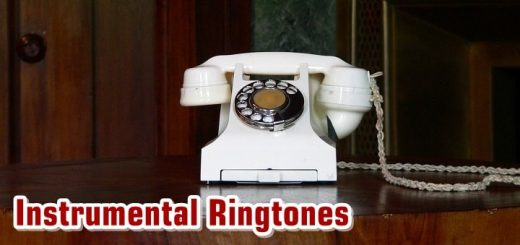 Instrumental Ringtones | www.redRingtones.com