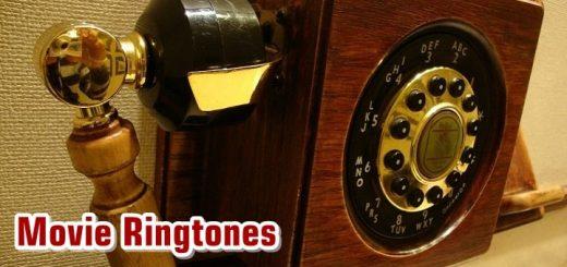 Movie Ringtones | www.redRingtones.com