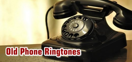 Old Phone Ringtones | www.redRingtones.com