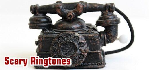Scary Ringtones | www.redRingtones.com