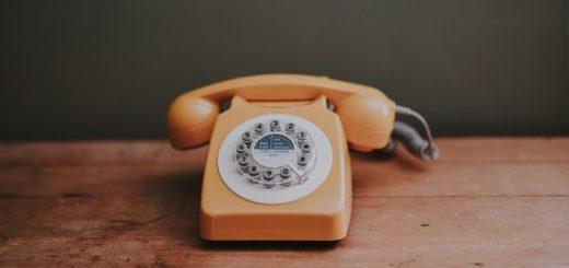 Vintage Phone Ringing