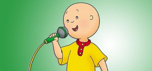Caillou Theme Song
