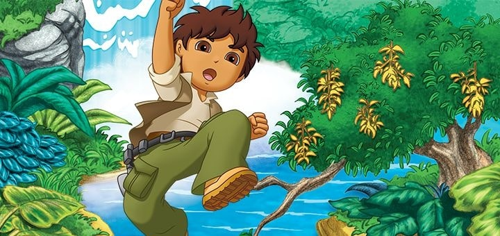 Go Diego Go Theme Song