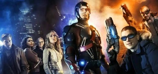Legends of Tomorrow Theme Song | www.RedRingtones.com