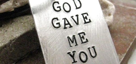 God Gave Me You Ringtone