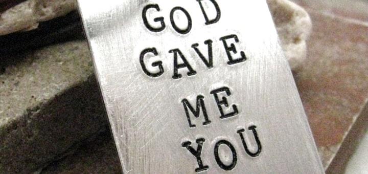 God Gave Me You Ringtone