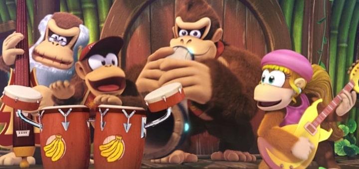 Donkey Kong Theme Song