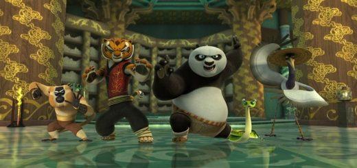 Kung Fu Panda Theme Song
