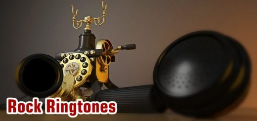 Rock Ringtones | www.redRingtones.com