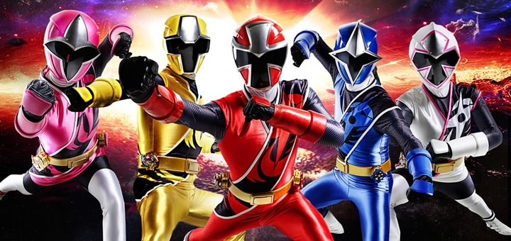 Power Rangers Sound