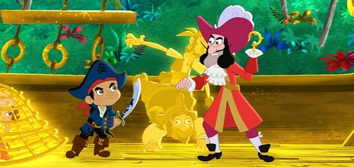 Jake and the Neverland Pirates Theme Song