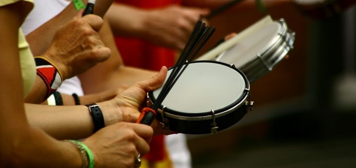 Samba Drum Beat Ringtone | www.RedRingtones.com