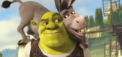 Shrek Meets Donkey