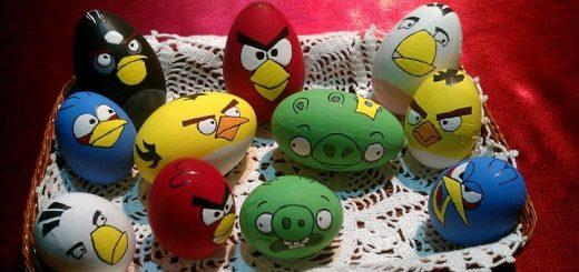 Angry Birds Easter Eggs Ringtone | www.RedRingtones.com