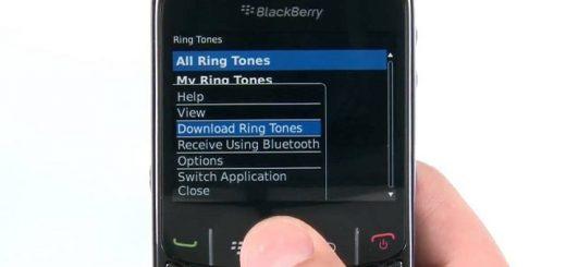 Blackberry SMS Tone | www.RedRingtones.com