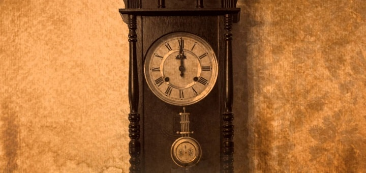 Grandfather Ticking Clock Ringtone | www.redRingtones.com