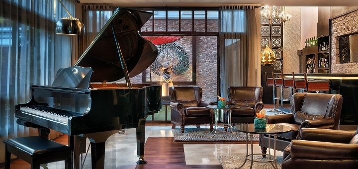 Piano Lounge Ringtone | www.RedRingtones.com