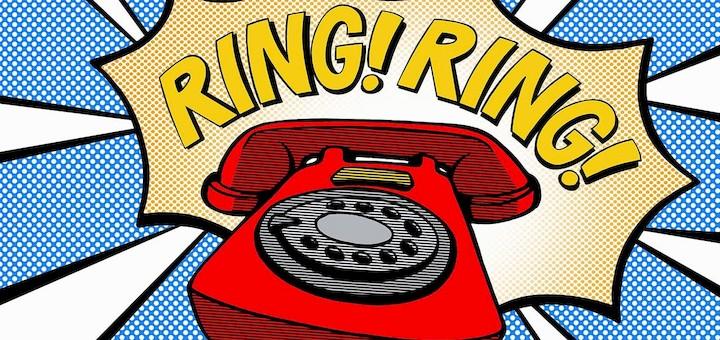 Ring Ring Ringtone Voice | www.RedRingtones.com