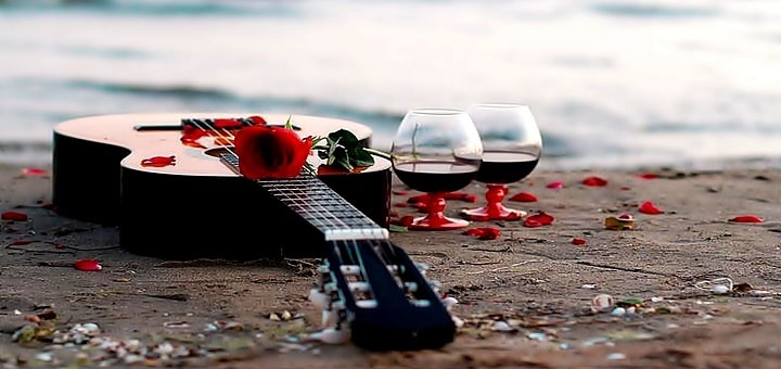 Romantic Guitar Ringtone | www.RedRingtones.com