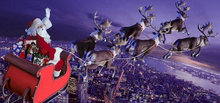 Santa's Sleigh Bells Ringtone | www.RedRingtones.com