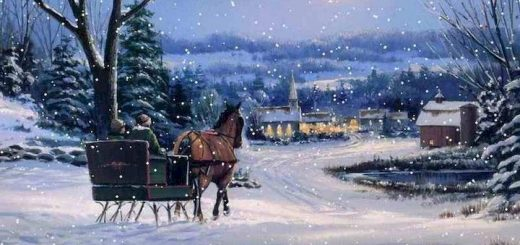 Sleigh Ride Song Ringtone | www.RedRingtones.com