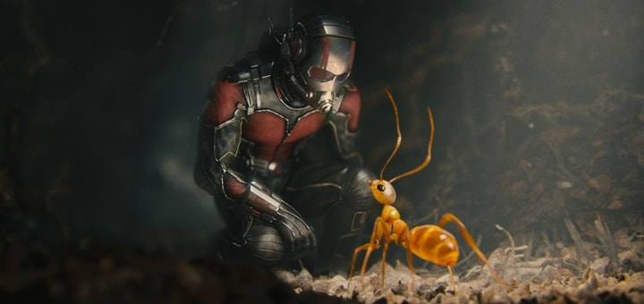 Ant-Man Ringtone | www.RedRingtones.com