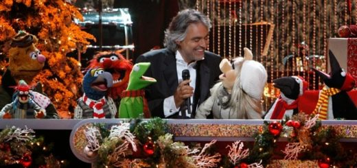 Jingle Bells Ringtone Andrea Bocelli and Muppets