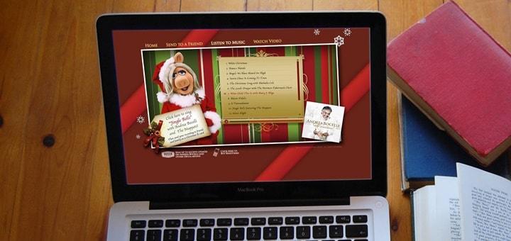 Jingle Bells Ringtone Andrea Bocelli And The Muppets 2