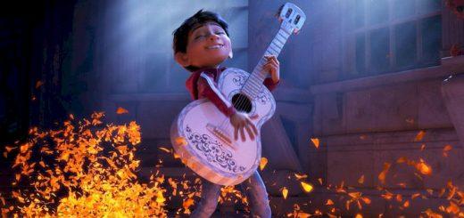 Pixar's Coco Theme Song Ringtone | www.RedRingtones.com