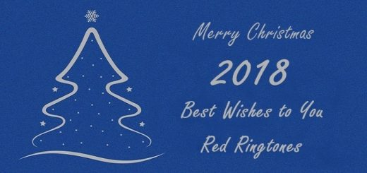 We Wish You a Merry Christmas Ringtone | www.RedRingtones.com