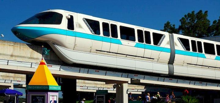 Disney Monorail Ringtone