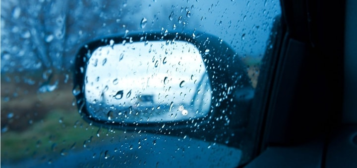 Rain In Car Ringtone