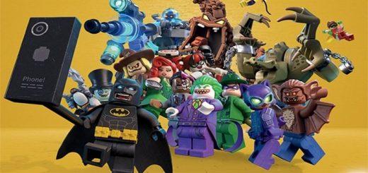 The Lego Batman Movie Ringtone