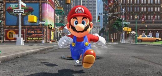 Super Mario Odyssey Ringtone