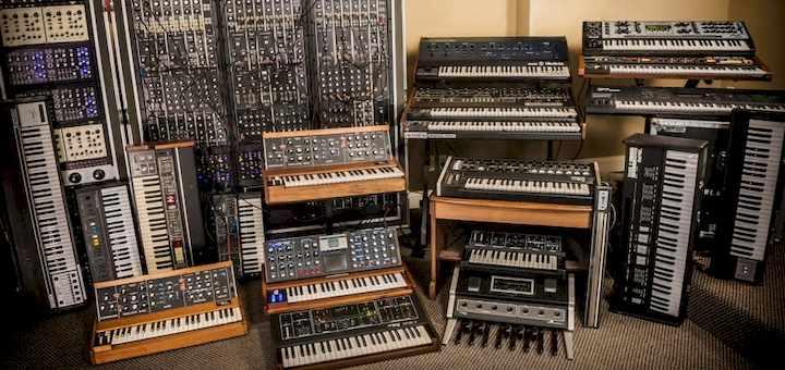 Synthesizer Ringtone