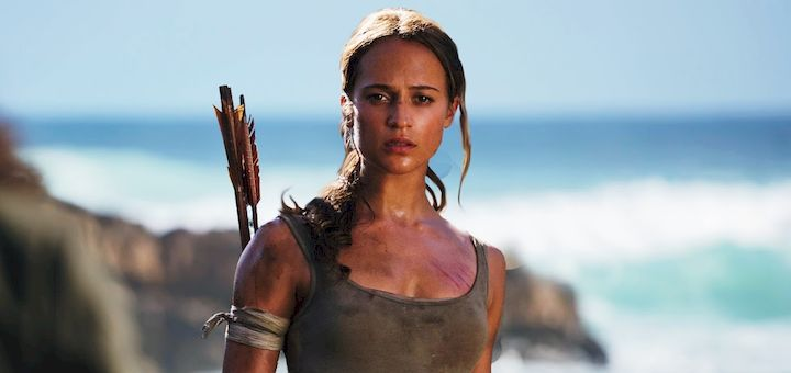 Tomb Raider Ringtone (2018)