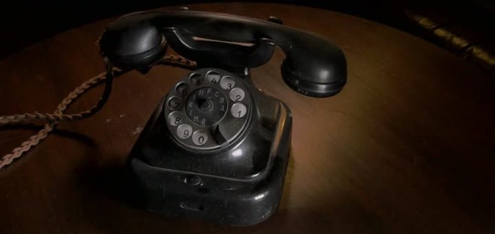 Very Old Rotary Phone Ringing Ringtone