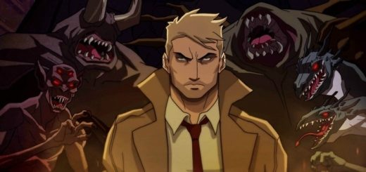 Constantine: City Of Demons Ringtone
