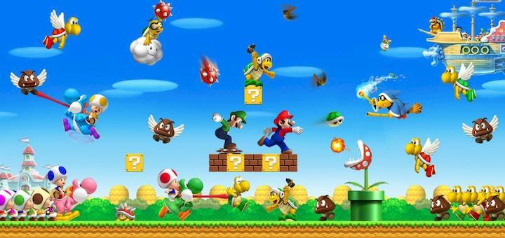 Mario Ringtone | Free Video Game Ringtones Download