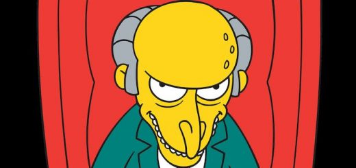 Mr Burns Excellent