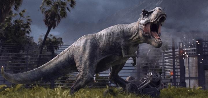 Jurassic World Evolution Ringtone