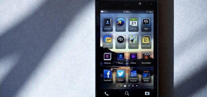 Blackberry Original Ringtone
