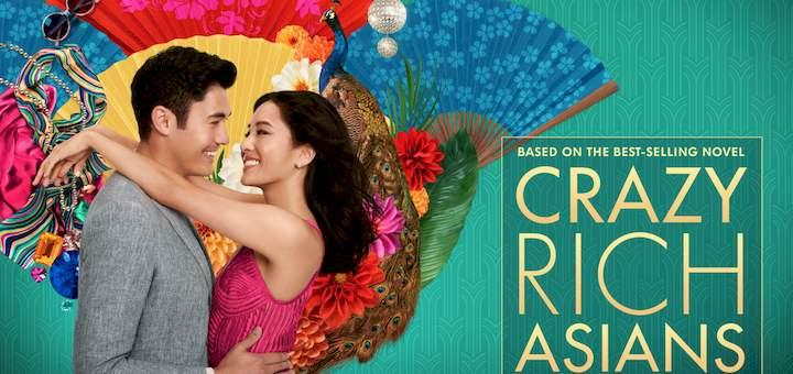 Crazy Rich Asians Ringtone