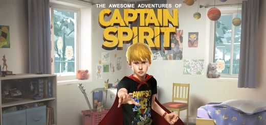 The Awesome Adventures of Captain Spirit Ringtone