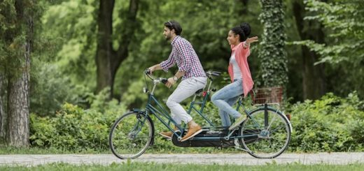 Bike Sharing To Paradise Ringtone