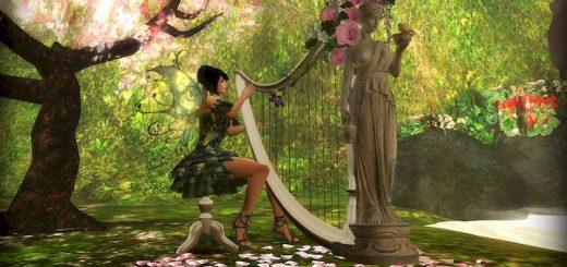 harp music ringtone