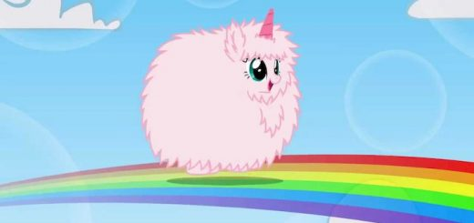Pink Fluffy Unicorns Dancing On Rainbows Ringtone