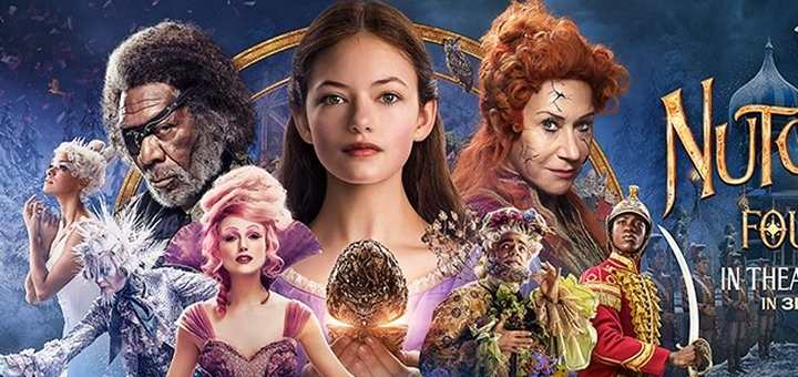 The Nutcracker And The Four Realms Ringtone