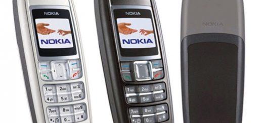 Nokia 1600 Ringtone
